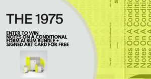 We're giving away a FREE The 1975 bundle!