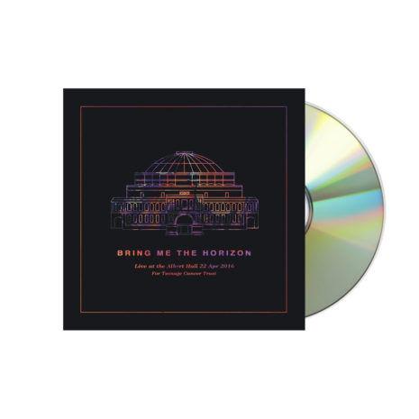 BRING ME THE HORIZON Live At The Royal Albert Hall CD DVD