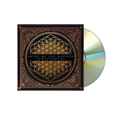 BRING ME THE HORIZON Sempiternal CD