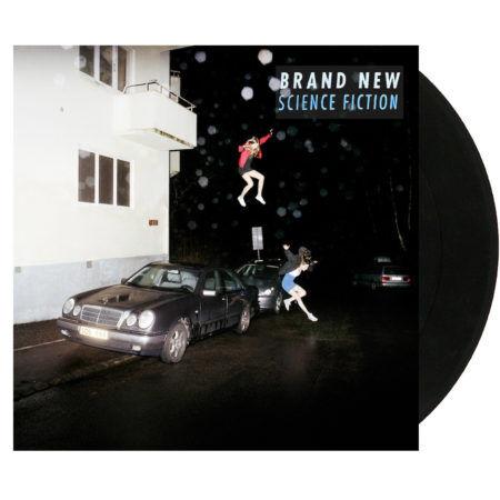 Brand New Science Fiction Vinyl