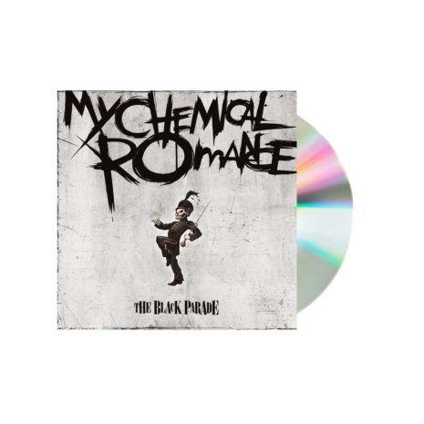 My Chemical Romance Black Parade CD