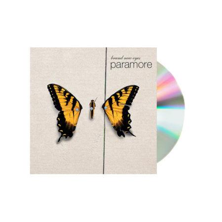 Paramore Brand New Eyes CD