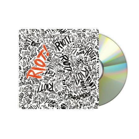 Paramore Riot CD