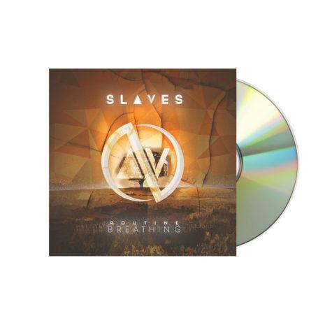 SLAVES Routine Breathing CD