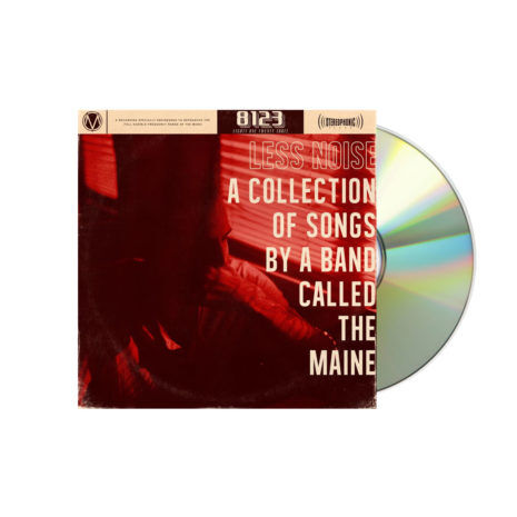 THE MAINE Less Noise CD
