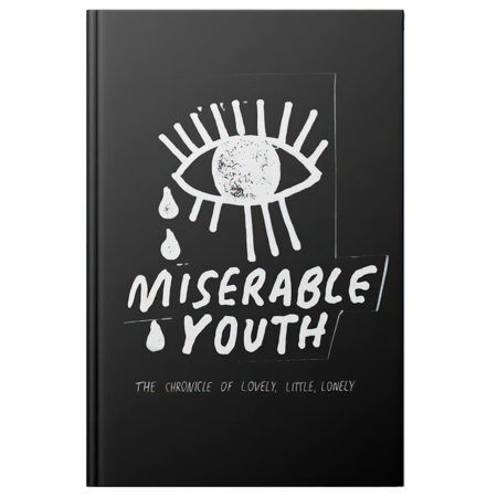 THE MAINE Miserable Youth Chronicle Lovely Little Lonely Book
