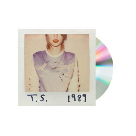 TAYLOR SWIFT 1989 CD