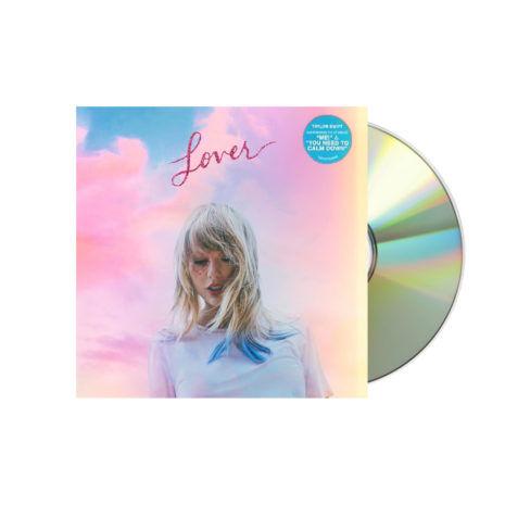 Taylor Swift Lover CD