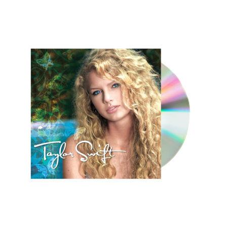 Taylor Swift Self Titled CD