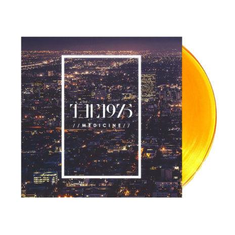 The 1975 Medicine 7 Vinyl