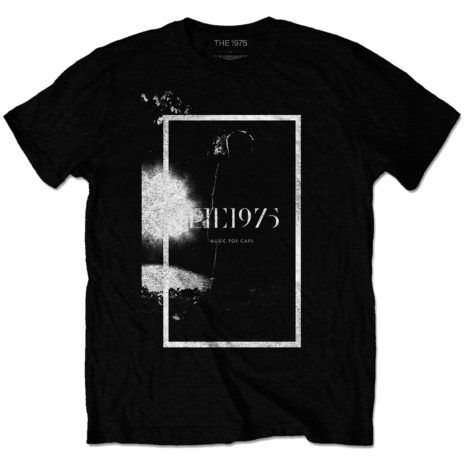 The 1975 Music For Cars Tshirt