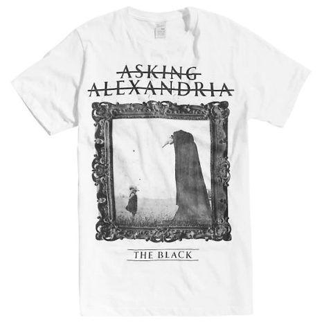 ASKING ALEXANDRIA The Black Tshirt