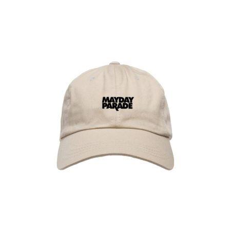 MAYDAY PARADE Logo Dad Hat Hats