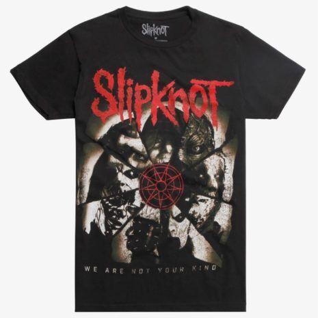 SLIPKNOT Masks Black