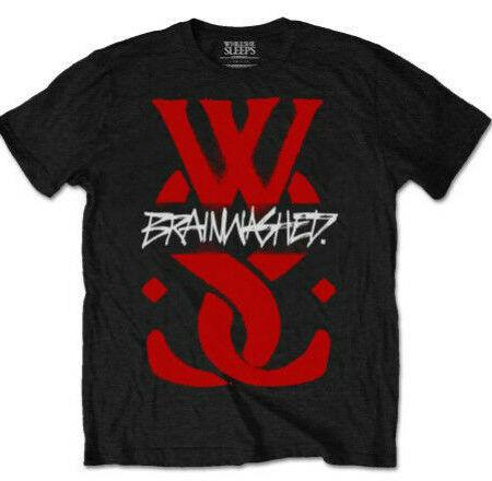 WHILE SHE SLEEPS Brainwashed Tshirt