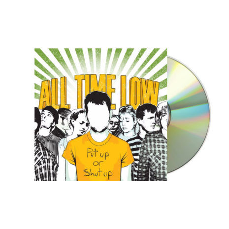 All Time Low Put Up or SHut Up CD