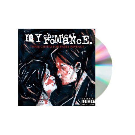MY CHEMICAL ROMANCE Three Cheers for Sweet Revenge CD