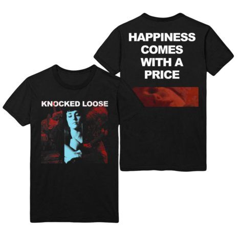 KNOCKED LOOSE Happiness Comes With A Price Tshirt philippines