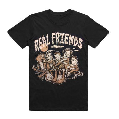 real friends koala tshirt