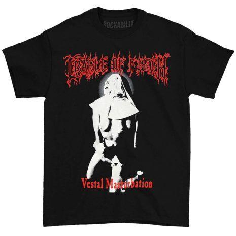 Cradle Of Filth Vestal shirt