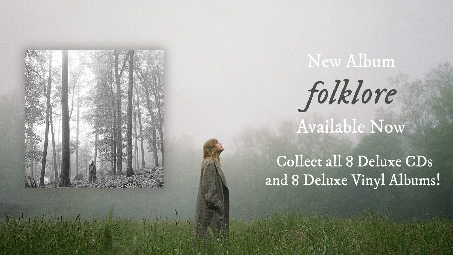 Taylor Swift 'Folklore' PREORDER In The Philippines ?