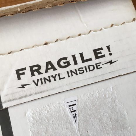 Fragile Returned LP