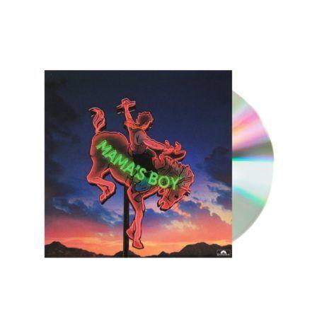 LANY Mamas Boy CD