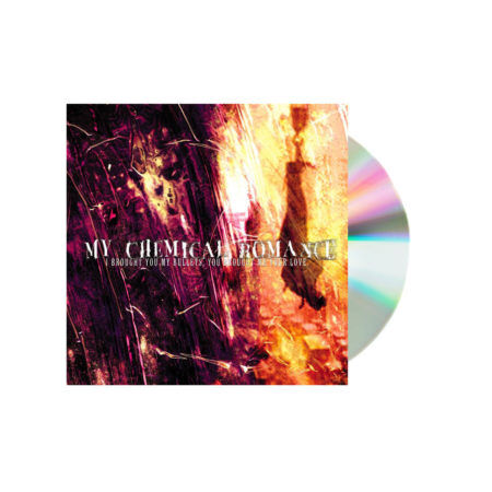 My Chemical Romance I Brought You Bullets CD