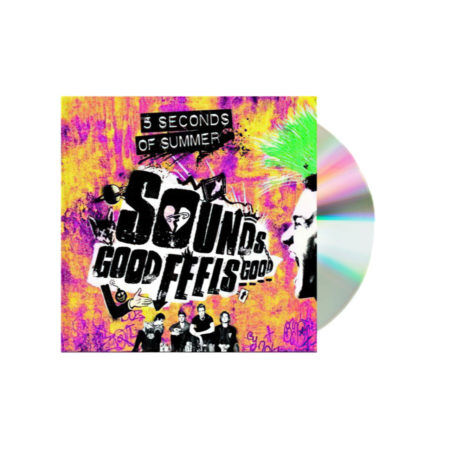 5 Seconds of summer sounds good feels good deluxe cd