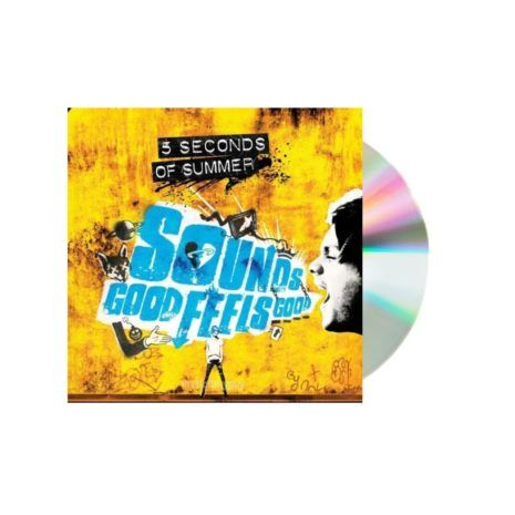 5 Seconds of summer sounds good feels good yellow cd