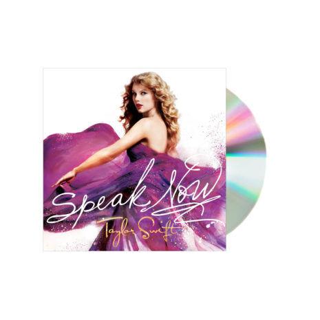 Taylor Swift Speak Now CD