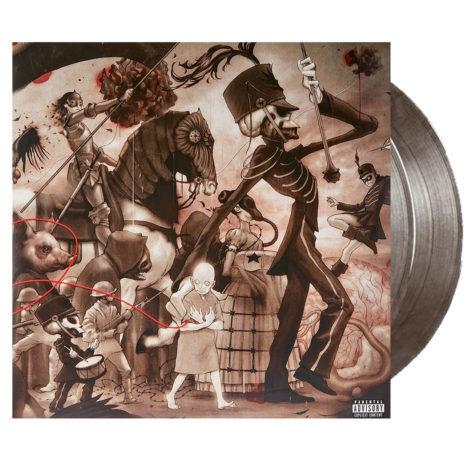 My Chemical Romance The Black Parade UO Vinyl