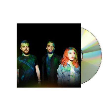 Paramore Self Titled CD