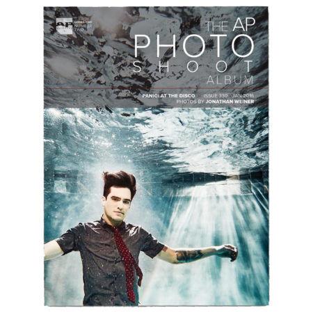 ALTERNATIVE PRESS The AP Photo Shoot Album - Panic At The Disco