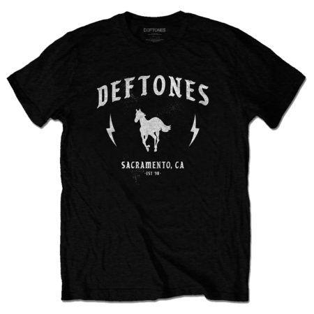 DEFTONES Electric Pony Tshirt