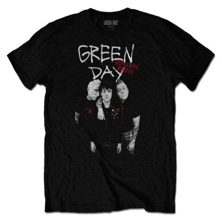 GREEN DAY Red Hot Tshirt