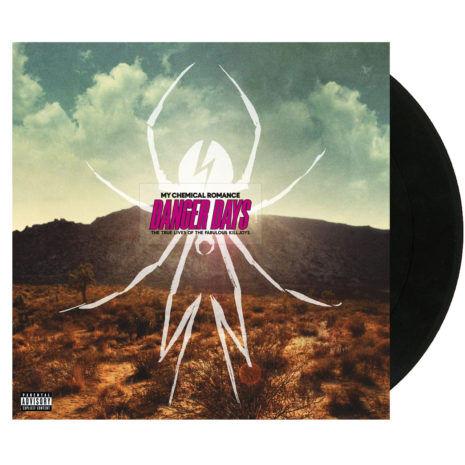 My Chemical Romance Danger Days Vinyl