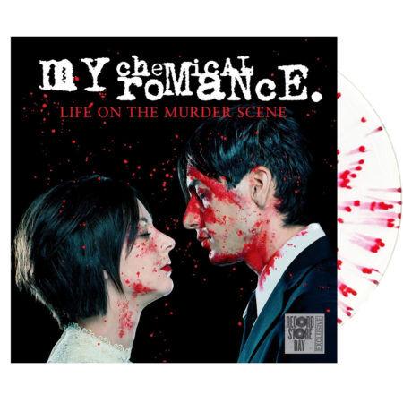 My Chemical Romance Life On The Murder Scene Vinyl