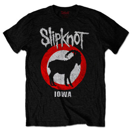 Slipknot Iowa Goat Tshirt