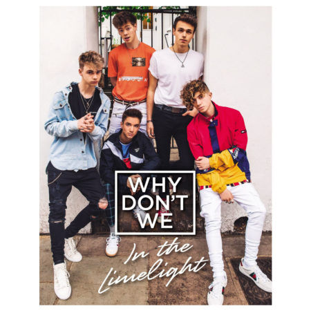 Why Don't We In The Limelight Book