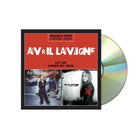 Avril Lavigne Let Go Under My Skin CD Ted Ellis