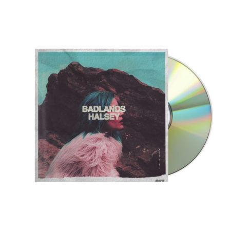 HALSEY Badlands Deluxe CD