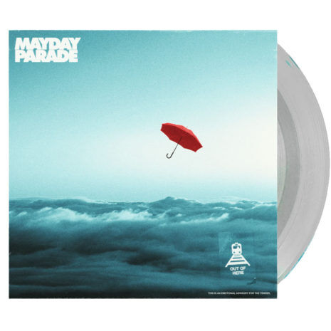 MAYDAY PARADE Out Of Here Vinyl LP