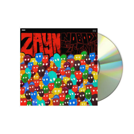 ZAYN Nobody Is Listening CD