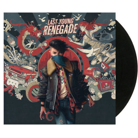 ALL TIME LOW Last Young Renegade