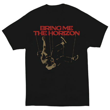 BMTH Wipe The System Front Tshirt