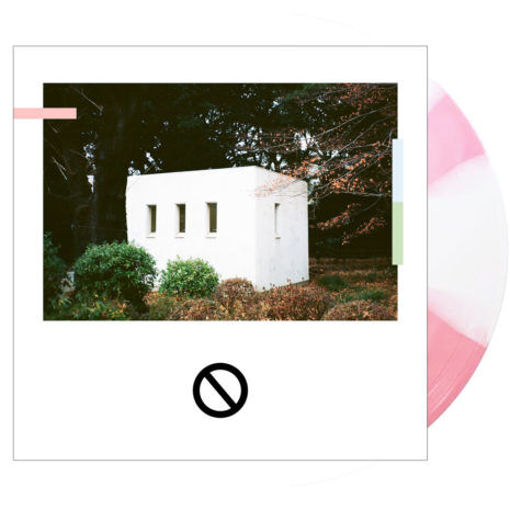 COUNTERPARTS You're Not You Pink Swirl Vinyl