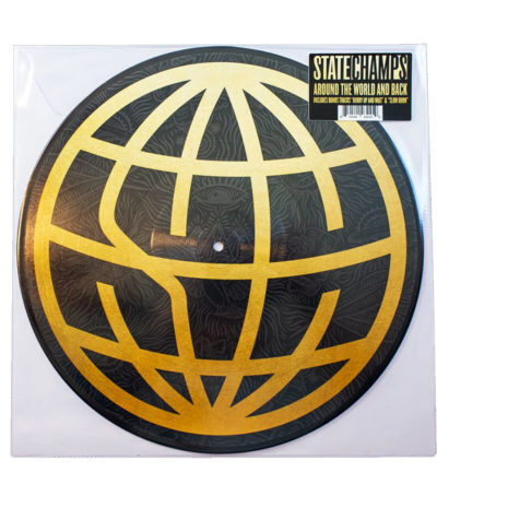 STATE CHAMPS Around The World And Back Picture Disc Vinyl
