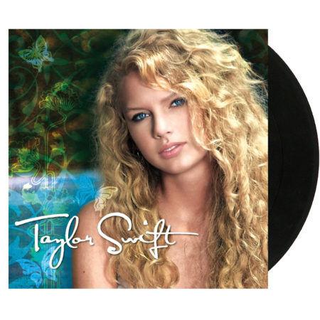 TAYLOR SWIFT Self Titled Vinyl