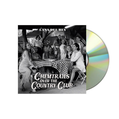 LANA DEL REY Chemtrails Over The Country Club CD
